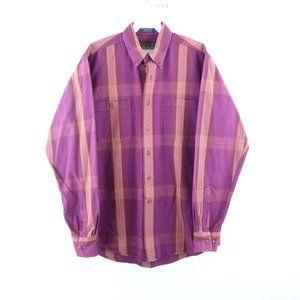 Vintage Ralph Lauren Double Pocket Flannel Shirt